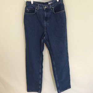 Lands End womens jeans